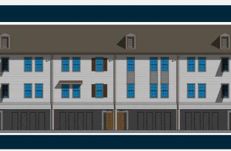 University of Louisiana Student Housing